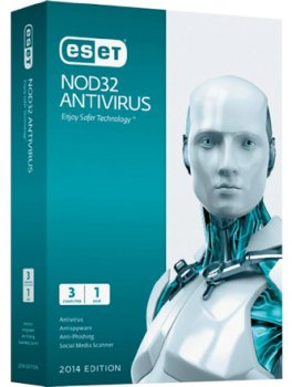 ESET NOD32 Antivirus 8.0.319.1 Final [Ru]