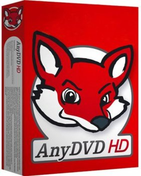 AnyDVD HD 8.0.9.0 (2016) PC